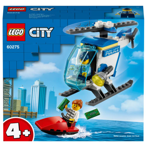 LEGO City Politihelikopter