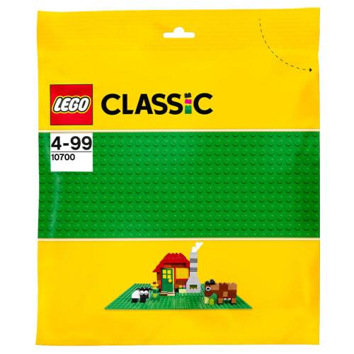 LEGO Classic byggeplade - Grøn