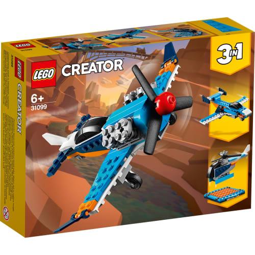 LEGO Creator propelfly