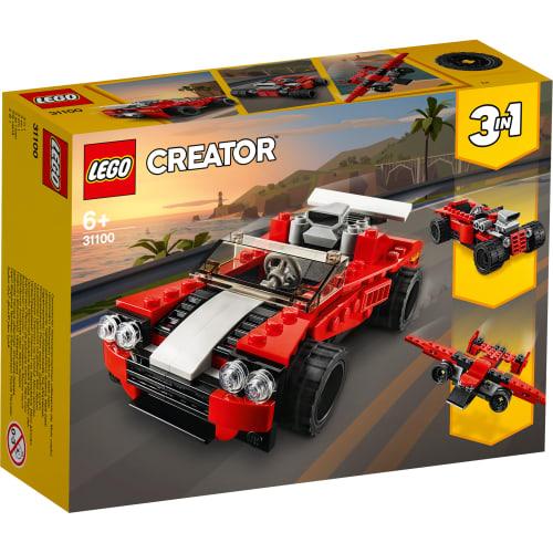LEGO Creator sportsvogn