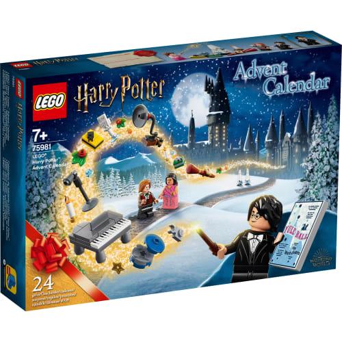 LEGO Harry Potter julekalender 2020
