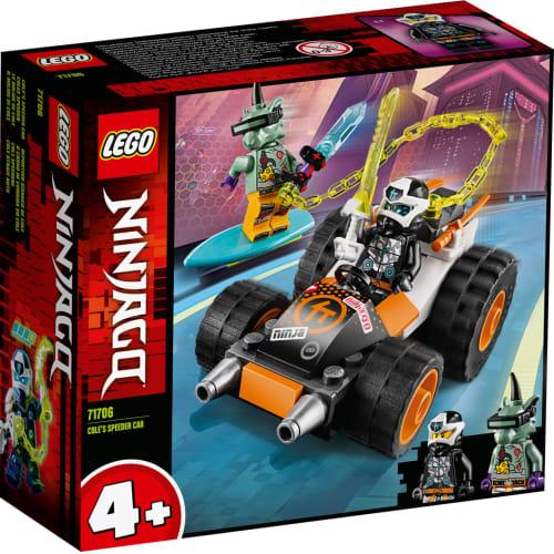LEGO Ninjago Coles racerbil