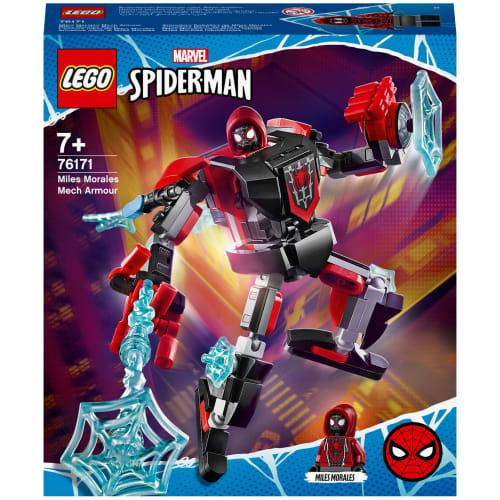 Billede af LEGO Super Heroes Miles Morales' kamprobot