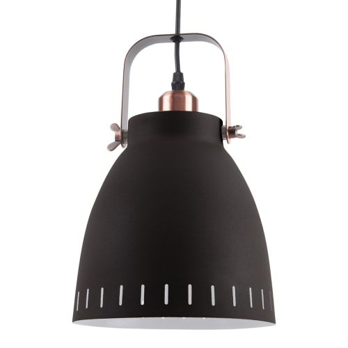Leitmotiv pendel - Mingle LM1426 - Sort/kobber