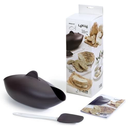 Lékué brødform