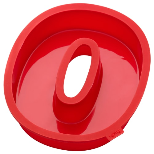 Lékué nummerkageform – Nr. 0