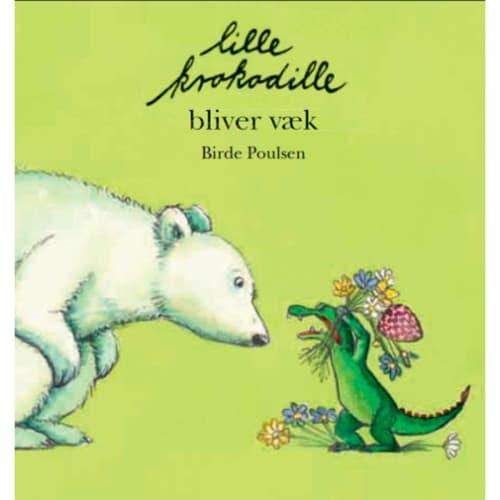 Lille Krokodille bliver væk - Indbundet