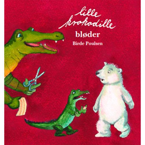 Lille Krokodille bløder - Indbundet