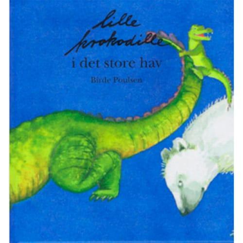 Lille Krokodille i det store hav - Indbundet