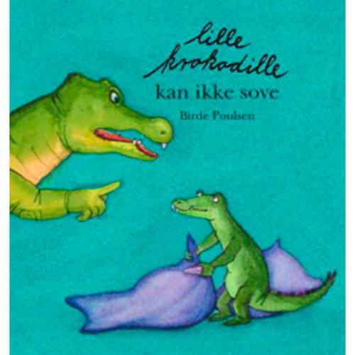 Lille Krokodille kan ikke sove - Indbundet