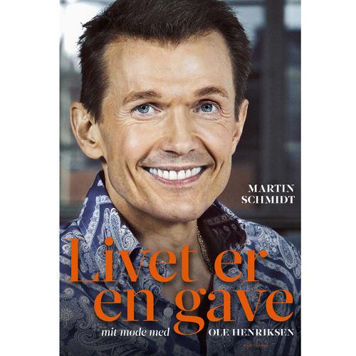 Livet er en gave - mit møde med Ole Henriksen - Indbundet
