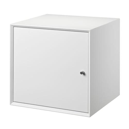 Living&more Skab - The Box - 37 X 39,4 X 34 Cm - Hvid