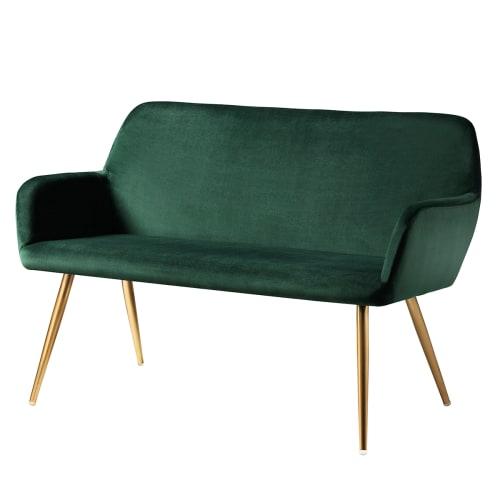 Living&more sofa - Emma - Grøn