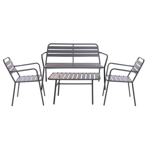 Loungesæt - Grå