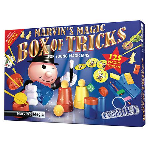 Marvins Magic 125 Trylle Tricks Fra