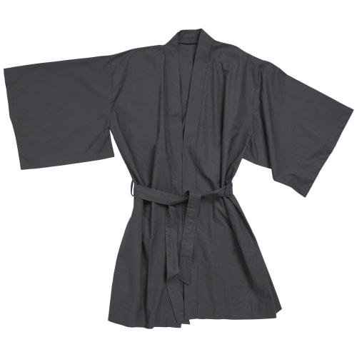 Mette Ditmer kimono - Emiko - Mørk grå