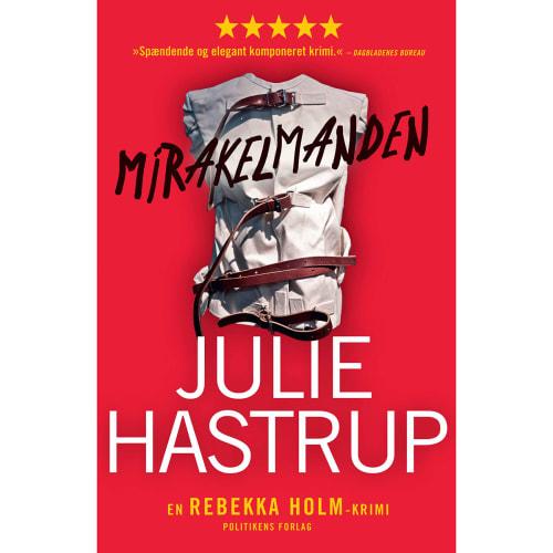 Mirakelmanden - Rebekka Holm 6 - Paperback