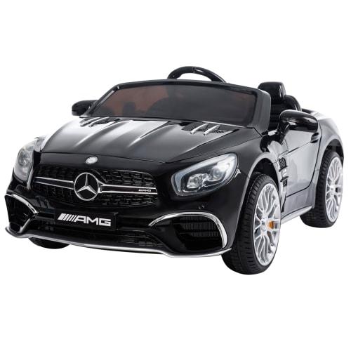 Nordic Play Speed elbil - Mercedes - Sort