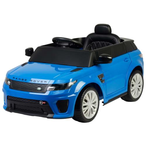 Nordic Play Speed elbil - Range Rover Sport SVR