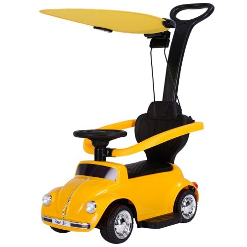 Nordic Play Speed elbil - Volkswagen Beetle