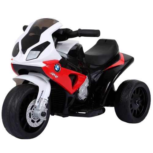 Nordic Play Speed elmotorcykel - BMW