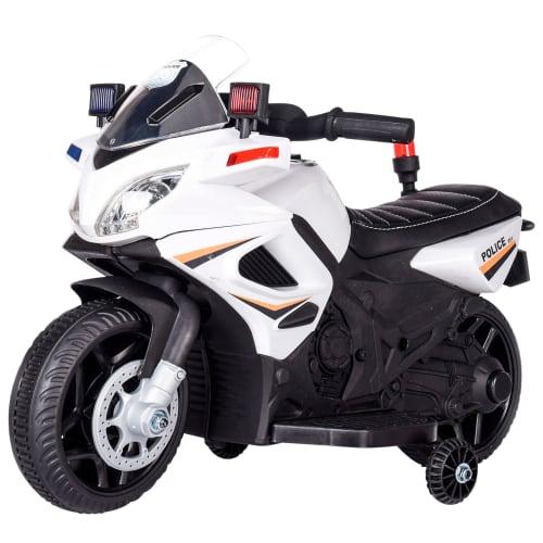 Nordic Play Speed elmotorcykel - Politi