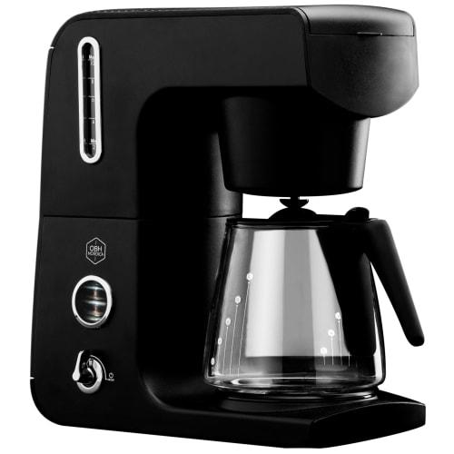 Obh Nordica Kaffemaskine - Sort