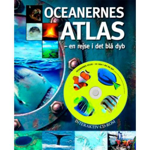Oceanernes atlas - En rejse i det blå dyb - Indbundet