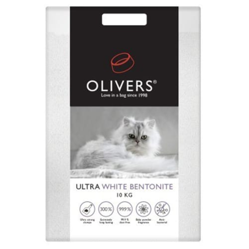 Olivers Ultra White Bentonite