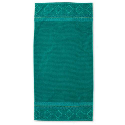 Billede af Pip Studio håndklæde - Soft Zellige - Grøn