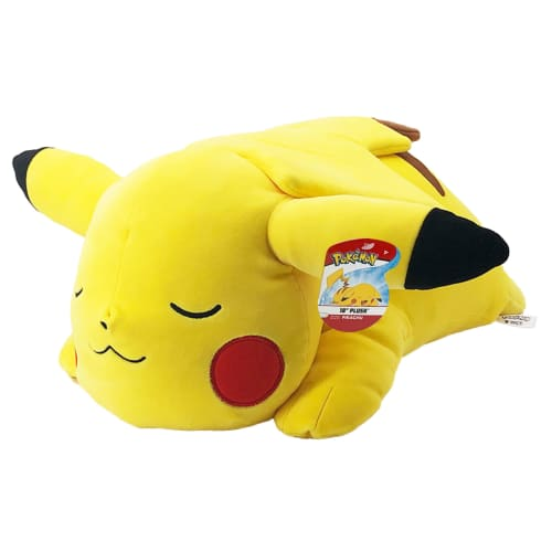 Pokémon Bamse Sleeping Pikachu