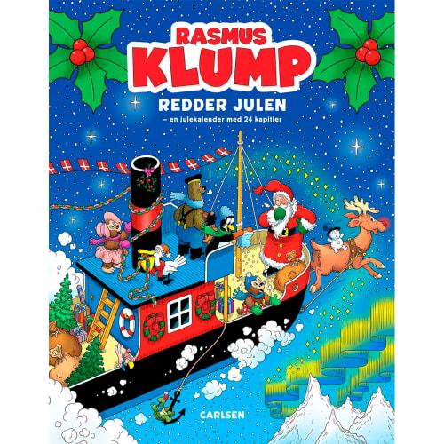 Rasmus Klump redder julen - Indbundet
