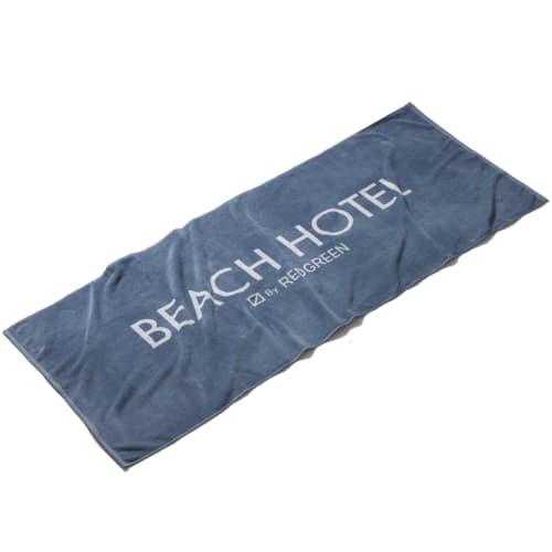 Billede af Redgreen strandhåndklæde - Beach hotel