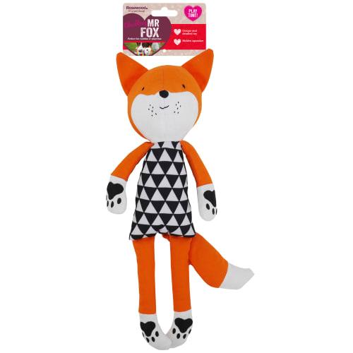 Rosewood hundelegetøj - Mr. Fox