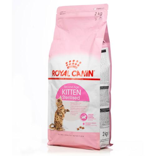Royal Canin Kitten Sterilised Kylling