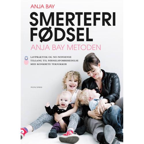 Smertefri fødsel - Anja Bay metoden - Hæftet