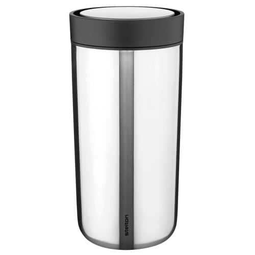 Stelton To Go Click 0.4 L Steel