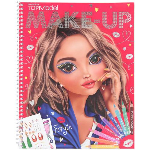 TOPModel designbog - Make-up