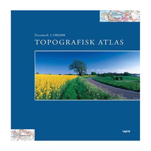 Topografisk Atlas Danmark - Indbundet