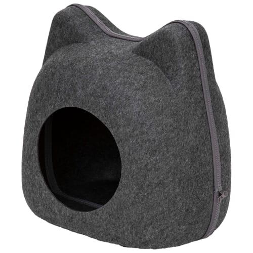 Trofast kattehule – Holger – Kattehoved