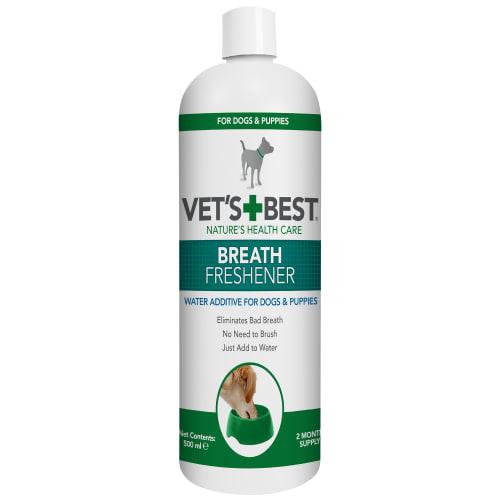 Vet's Best åndedrætsfrisker - Breath Freshener