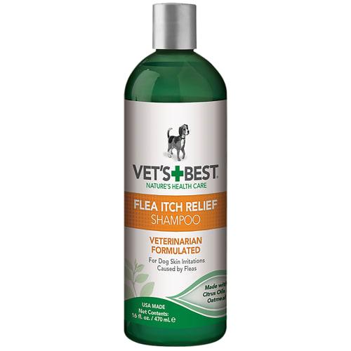 Vet's Best loppeshampoo - Flea Itch Relief Shampoo