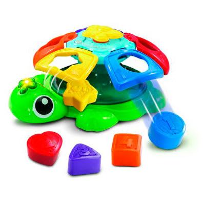 VTech aktivitetslegetøj - Shape Sorter skildpadde