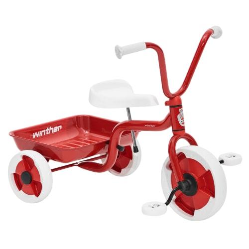 Klassisk trehjulet cykel