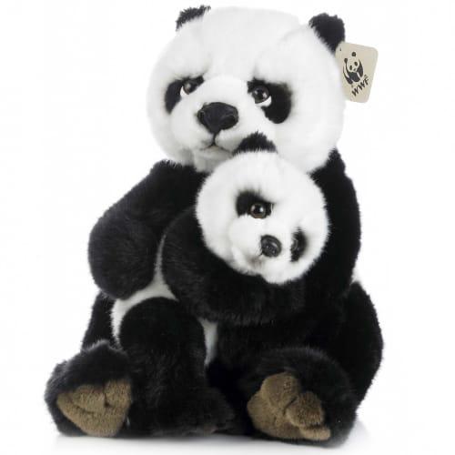 WWF Mor & Barn Bamse Panda
