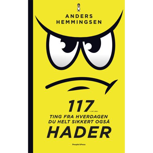 Image of 117 ting fra hverdagen du helt sikkert også hader - Hæftet