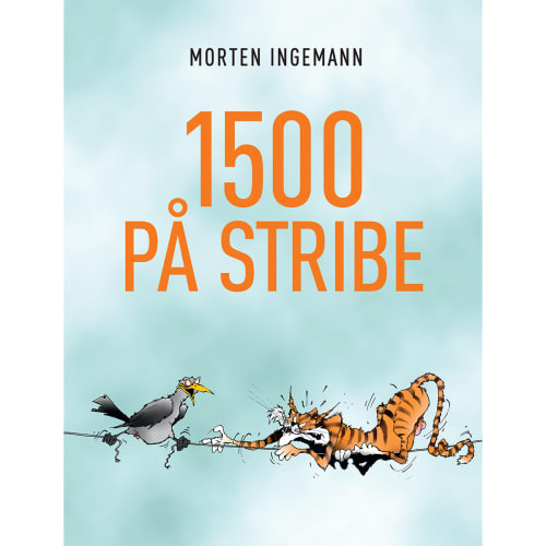 Image of   1500 på stribe - Hæftet