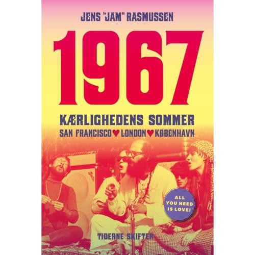 Image of 1967 - kærlighedens sommer - Hæftet