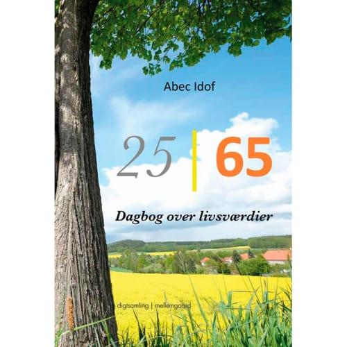 Image of   25/65 - Dagbog over livsværdier - Hæftet