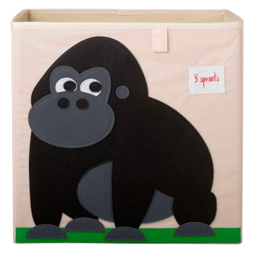 Image of 3 Sprouts opbevaringskasse - Gorilla